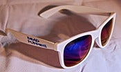 Image of Dead Puppies Sunglasses White