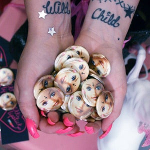 Image of DOLL CULT PIN