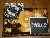 Image of Infant Star in Black Cocoon - Self Titled 3&quot; CD