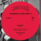 Image of Diamond D  &amp; The Funky 3 - &quot;Revenge&quot;