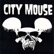 "Image of City Mouse – S/T 7"" (Black vinyl) /300"