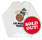 Image of Sweatshirt La Pizza Chaude (designed by Fake)