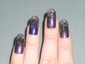 Image of GALAXY NAILS!!!