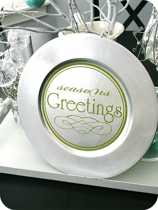 Image of Seasons Greetings Circle