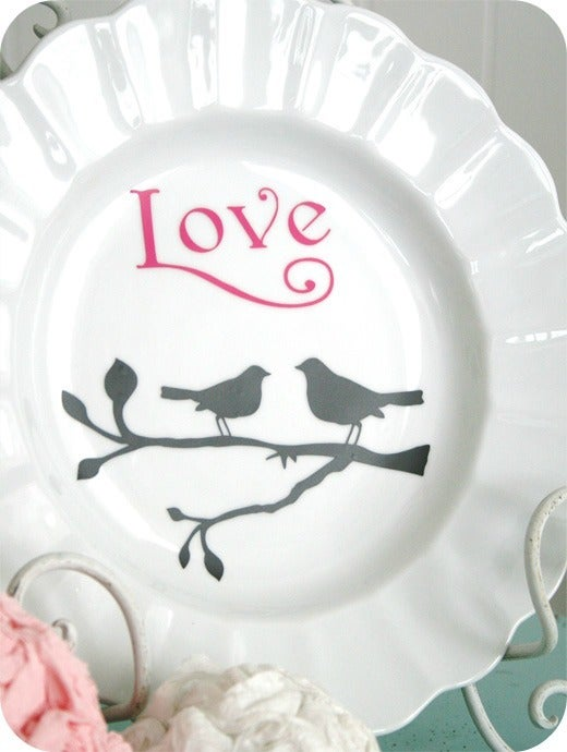 Image of Love Birds (Small & Large)