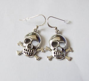 Image of Scallywag Pirate earrings