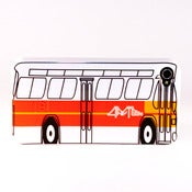 Image of Muni Bus iPhone 5 Case