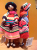 Image of Peruvian Doll (9&quot; Tall)