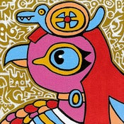 Image of Ornaglyph #213 Horus