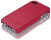 Image of Rhein Fils iPhone 4 Cover Saffiano Fuchsia