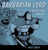 Image of Barbarian Lord: Outlaw #1