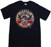 Image of VLV 14 Wings Stars Tee