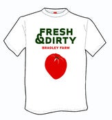 Image of Fresh and Dirty T-shirts