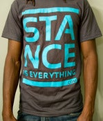 Image of Stance Is Everything - Teal/Gray Shirts