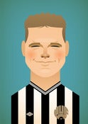 Image of Gazza - Geordie
