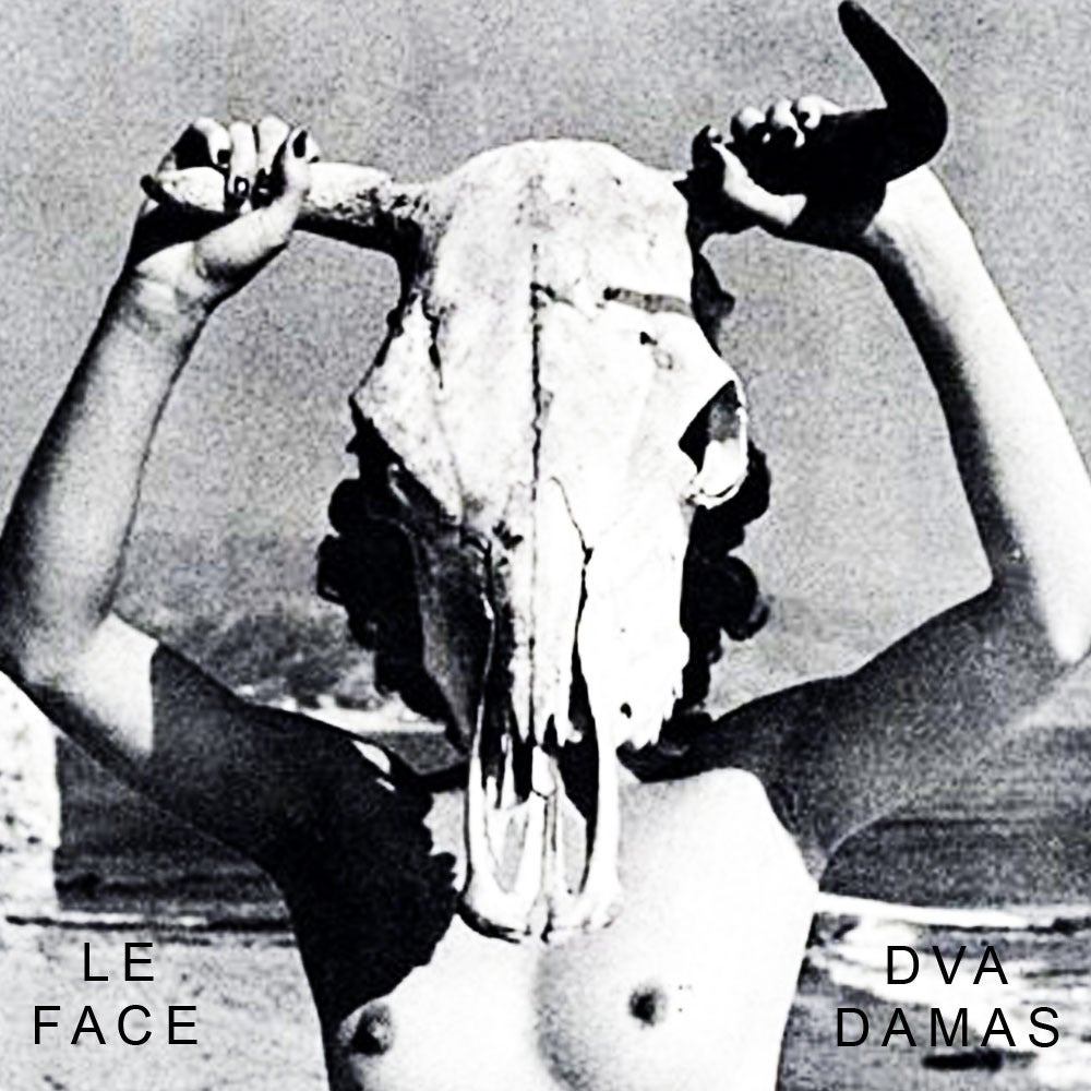 "Image of Le Face / DVA Damas - Split 7"" Single"
