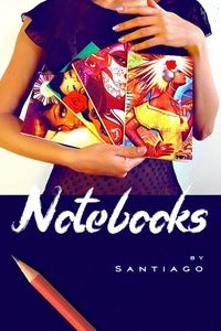Image of Sketch & Scribbling blank notebooks.