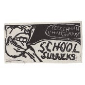 Image of School Sucks Patch