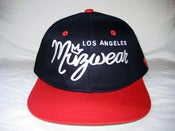 "Image of Müz Wear ""City of Angeles"" Snapback"