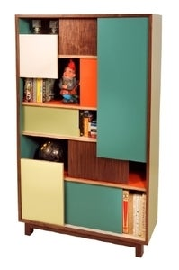 Image of Block Party Bookcase