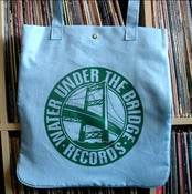 Image of WUB RECORD TOTE BAG