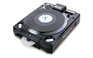 Image of Numark CDX Motorised CD Player