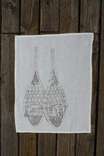 Image of Snowshoe Teatowel