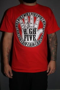 Image of High Five - Red - Limited Supply and Sizes Left!!!!