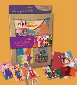 Image of Art Dolls Kit