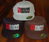 Image of BOMB SNOW FLEX FIT HATS