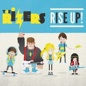 "Image of The Rizers ""Rise Up"" CD"