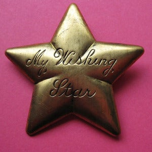Image of My Wishing Star Brooch