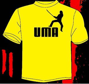Image of PUMA PARODY UMA KILL BILL T-SHIRT