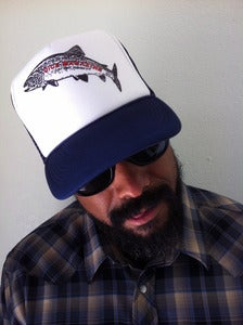 Image of FISH TRUCKER HAT