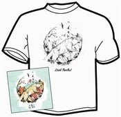 Image of Dad Rocks! - Mount Modern CD/12&quot; and t-shirt