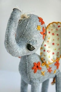 Image of Custom Elephant