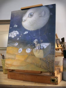 Image of Blowfish Dream (Limited Edition Giclee)