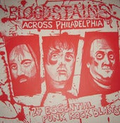 Image of V/A - Bloodstains Across Philadelphia 12&quot; Compilation