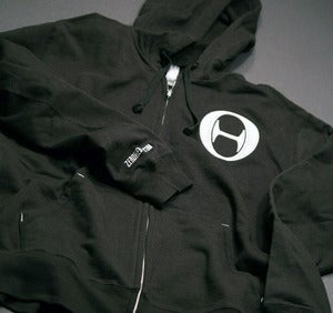 Image of Zero Hedge x -273  Hoodie Black