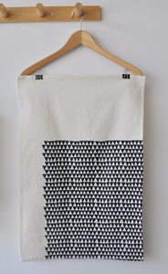 Image of triangle tea towel