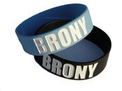 Image of Dash Blue Brony Wristband