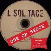Image of SOLD OUT !  L Sol Tace Demo E.P CD (P&P £1.00 UK/£2.00 Worldwide)
