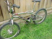 Image of 97 Dyno Pac-Man Slammer Flatland Freestyle BMX Bike-Complete