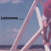 Image of Latterman - Turn Up The Punk, We'll Be Singing LP DARK GREY/525