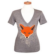 Image of Fox V-Neck
