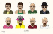 Image of The Evolution of Walter White