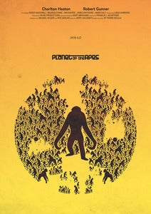 Image of Planet of the Apes by Simon Hawes