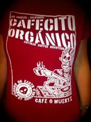 Image of Women's - Cafe o Muerte T-Shirt