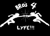 Image of Bro's 4 Lyfe Shirt (Discounted Bro Pack available)