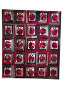 Image of Crazy Apple Quilt Pattern